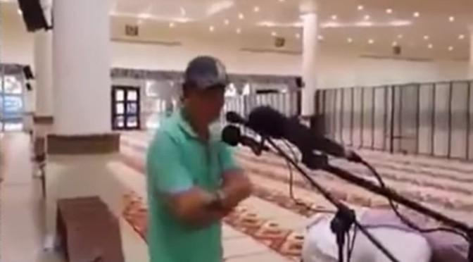 "Al-Quran Recitation oleh ""Orang Biasa"""