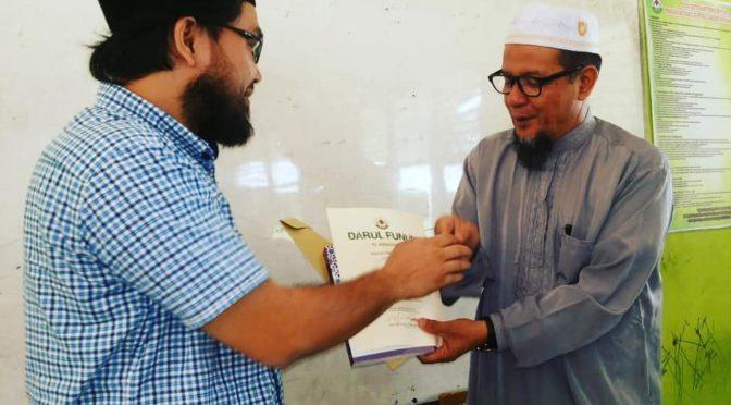 Pengukuhan Buya: Drs Adiaputra dan Dr Afifi Fauzi Abbas